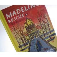 キャラクター ビンテージ絵本「Madeline Rescue」マドレーヌちゃん