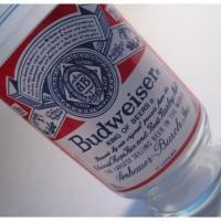 アドバタイジング・組織系 バドワイザービールグラス
