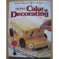 レシピブック ビンテージ・クッキングブック「Creative Cake Decorating」