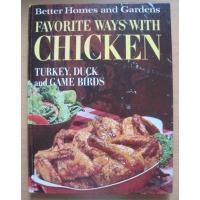 レシピブック ビンテージ・クッキングブック「Favorite Ways with Chicken」