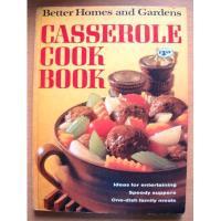 レシピブック ビンテージ・クッキングブック「Casserole Cook Book」