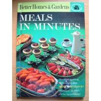 レシピブック ビンテージ・クッキングブック「Meals in Minutes」