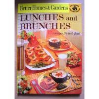 レシピブック ビンテージ・クッキングブック「Lunches and Brunches」