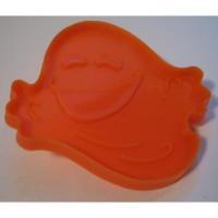オーナメント&デコレーション ハロウィン・オレンジプラスチック・クッキーカッター「ゴースト」