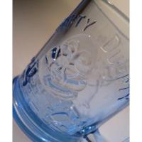 他・アメリカンキッチン&リビングアイテム Tiara・インディアナグラス・マザーグース・チャイルド用マグ・ブルー