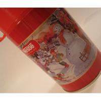 Nestle・ネスレ・雪だるまサーモ・水筒