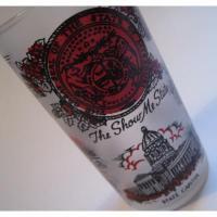 アメリカンミルクグラスブランド フェデラル・ミズーリ州お土産グラス