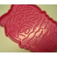 イースター イースター・ピンク・バスケット・プラスチック・クッキーカッター