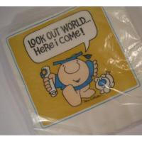 キャラクター 未使用・未開封・ジギー・Ziggy「LOOK OUT WORLD...HeRe i COME!」16枚セット【A】