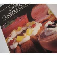 レシピブック ビンテージレシピ小冊子「Borden Coco Lopez」ココナッツクリームを使ったレシピ集
