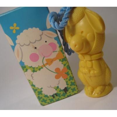 AVON雑貨 AVON・エイボン雑貨「羊さん石鹸」オリジナルボックス付