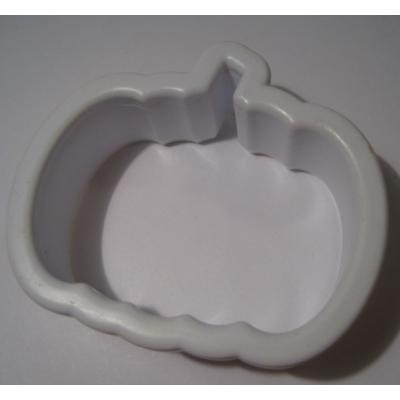 オーナメント&デコレーション プラスチック・ハロウィンクッキーカッター「ホワイトパンプキン」