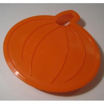 オーナメント&デコレーション プラスチック製クッキーカッター「オレンジパンプキン」【B】