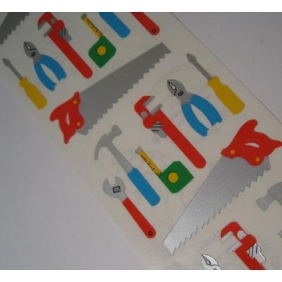 ジャンク雑貨 アメリカ製シール「ツール」