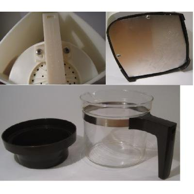 ボックス付・Regal Poly Drip 1-4 Cup用コーヒーメーカー・コーヒーフィルタ付【画像4】
