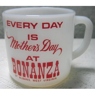 直近のソールドアウト フェデラル・Mother's Day BONANZAマグ