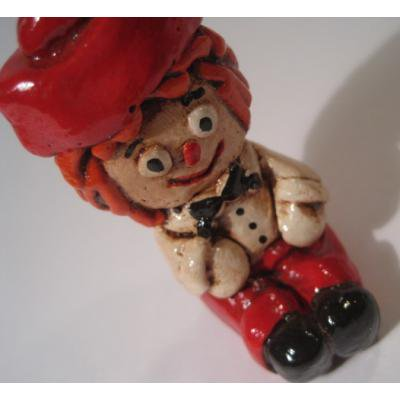 キャラクター ビンテージラガディアン&アンディ「アンディ・陶器製オーナメント」