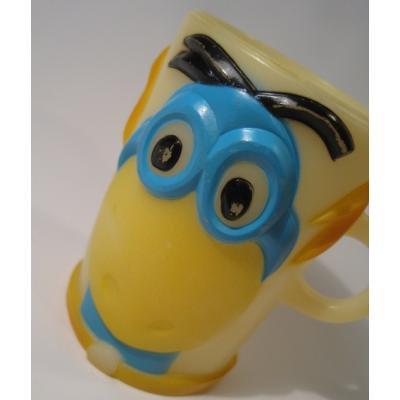 フリントストーン・Vitamins Dino・プラスチックカップ