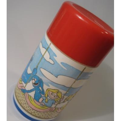 キャラクター Aladdin・アラジン「セサミストリート」サーモス・水筒