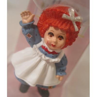 ドール ミント・ホールマーク・マダムアレキサンダーミニチュア人形「Mop Top Wendy・ラグドールの女の子」