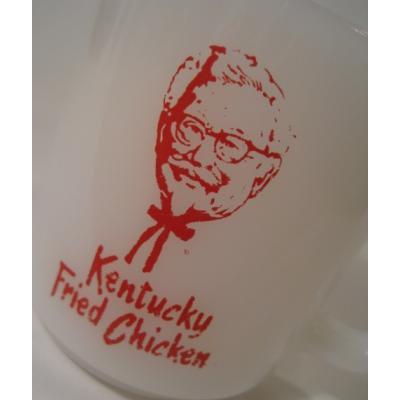 グラスベイク グラスベイク「Kentucky Fried Chicken」ケンタッキーフライドチキン・アドマグ