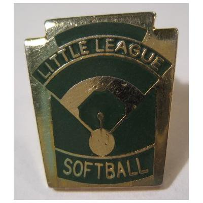 アドバタイジング・組織系 ヴィンテージピンズ「スポーツピンズ Little League・ソフトボール」