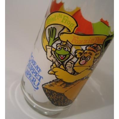 アドバタイジング・組織系 マクドナルド販促商品・マペットショ—・トールグラス