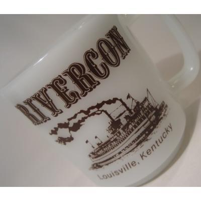 グラスベイク グラスベイク・Rivercon, Louisville, Kentucky・お土産マグ
