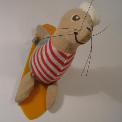 ドリームペッツなど ビンテージドリームペッツ・Dream Pets・米国輸出用日本製「スキマーシール」