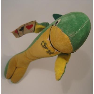 ドリームペッツなど ビンテージドリームペッツ・Dream Pets・米国輸出用日本製「カードシャーク」【B】