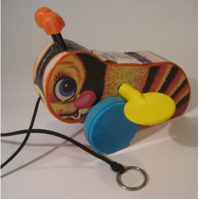 フィッシャープライスとプレイスクールトイなど 2009年・リプロダクションFisher Price・フィッシャープライス「Bouncy Bee」