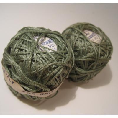 シーツ&ハンドメイド素材 Royal Society・セピアグリーン・刺繍&編み物用スレッドスプール