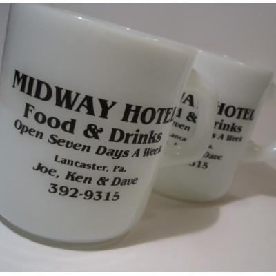 米国製・ギャラクシー・Galaxy・Midway Hotel Food & Drinks・アドマグ