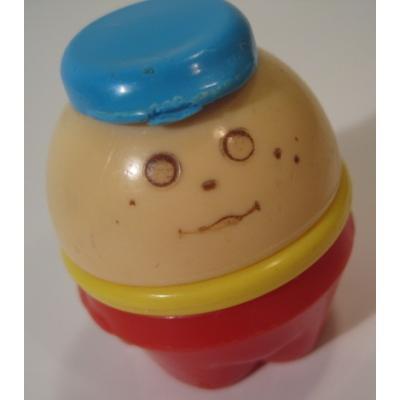 トドルトッツ リトルタイクス・Little Tikes「青い帽子&赤いボトムの運転手さん」【A】