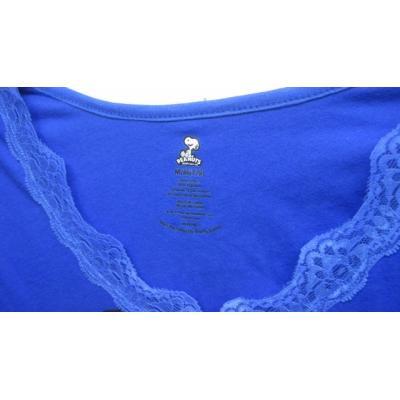 【女性用S〜M】デッドストック・未使用・スヌーピーロングTシャツ【画像4】
