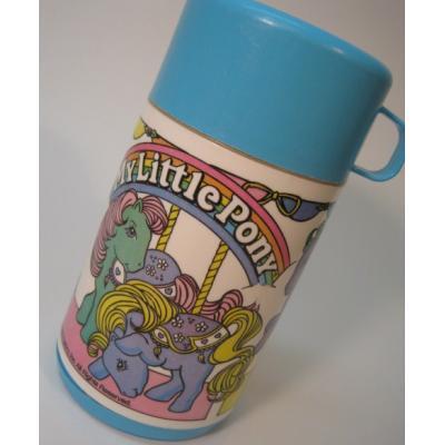 キャラクター アウトレット・アラジン・Aladin・マイリトルポニーのメリーゴーランド・サーモス水筒
