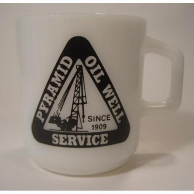 米国製・ギャラクシー・Pyramid Oil Well Service・アドマグ【画像4】