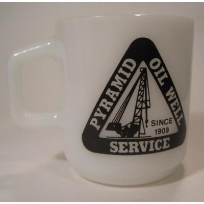 米国製・ギャラクシー・Pyramid Oil Well Service・アドマグ【画像6】