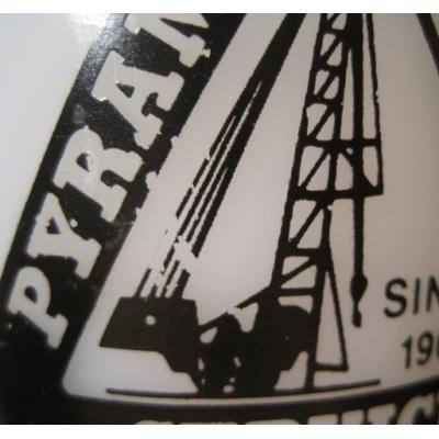 米国製・ギャラクシー・Pyramid Oil Well Service・アドマグ【画像9】