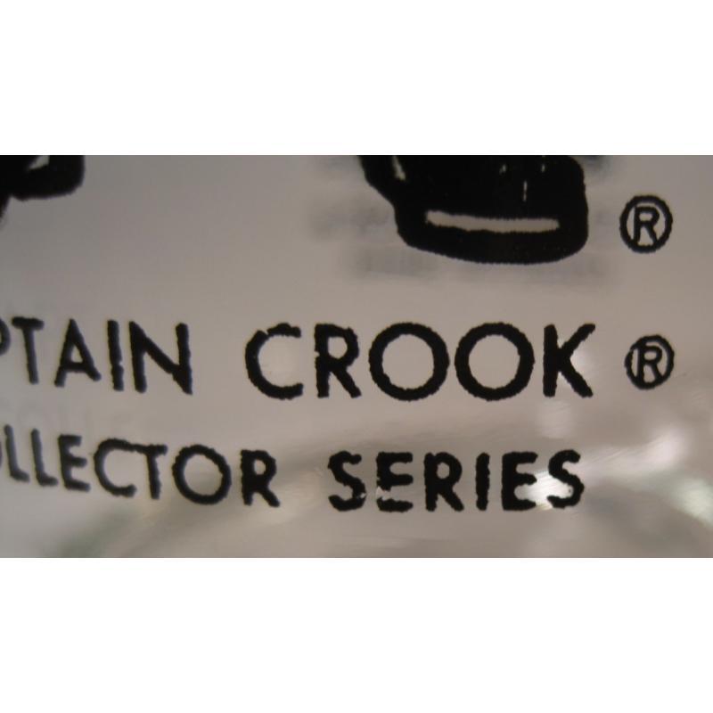 マクドナルドコレクターシリーズ・CPTAIN CROOK・ビンテージグラス【画像5】