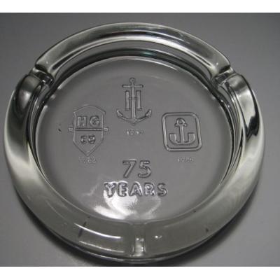 他・アメリカンキッチン&リビングアイテム アンカーホッキング・クリスタル・75周年灰皿