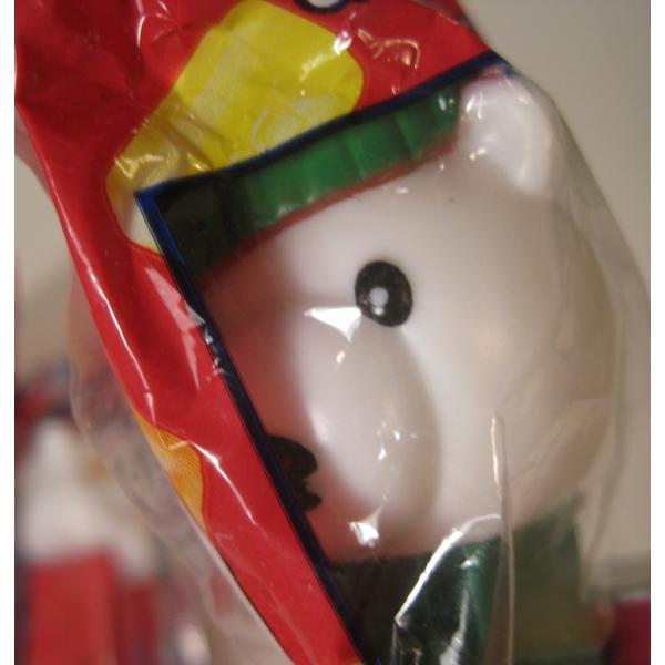 PEZ・ペッツ・トナカイ&サンタ&サンタベア3体セット・B【未使用未開封】【画像5】