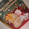 クリスマス絵本 ヴィンテージ絵本・クリスマス・The Poky Little Puppy's First Christmas・ゴールデンブック【A】
