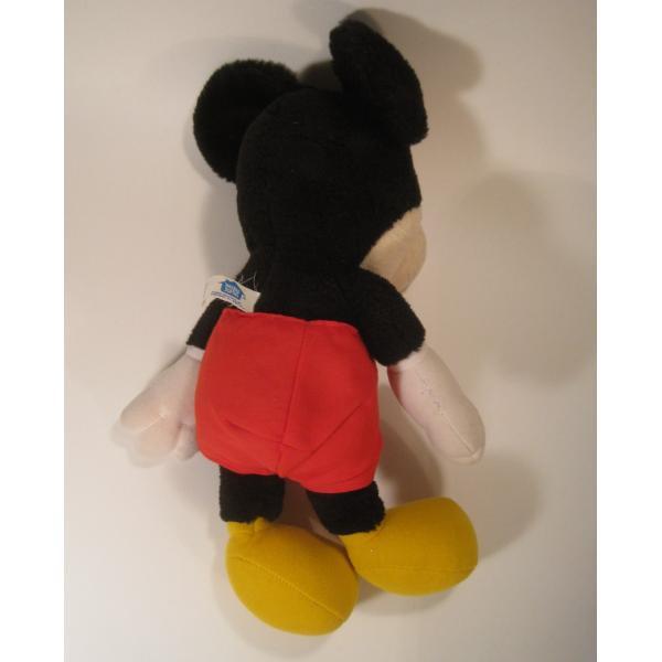 ミッキーマウスぬいぐるみ・ハスブロ社製・ヴィンテージ【画像6】