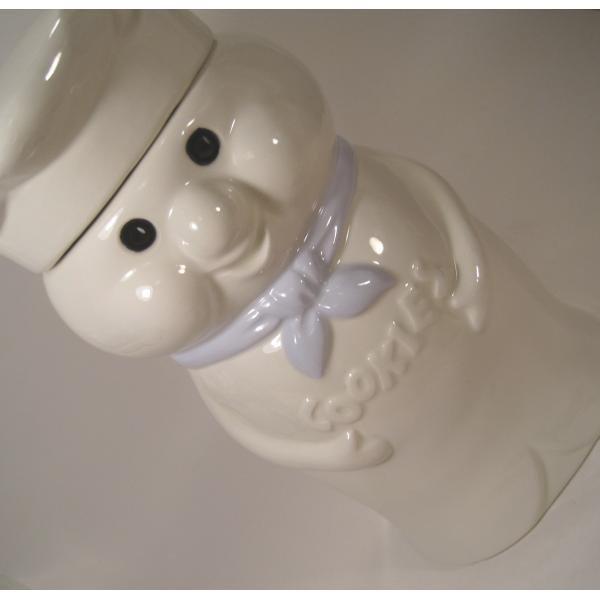 ドウボーイ・Pillsbury・陶器製オールドクッキージャー