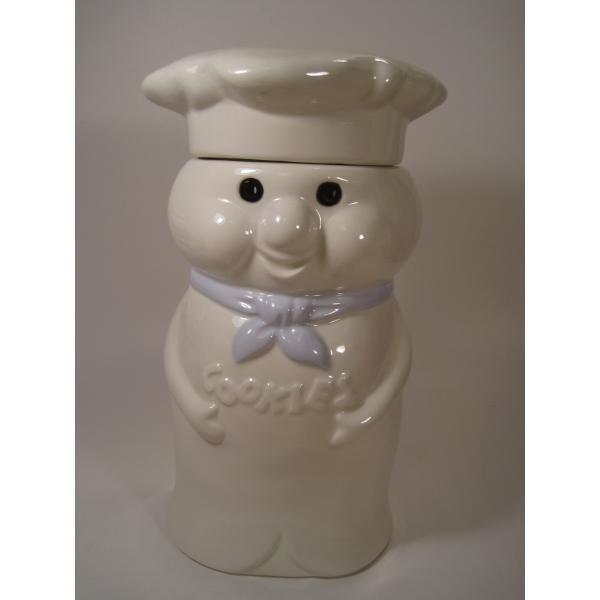 ドウボーイ・Pillsbury・陶器製オールドクッキージャー【画像2】