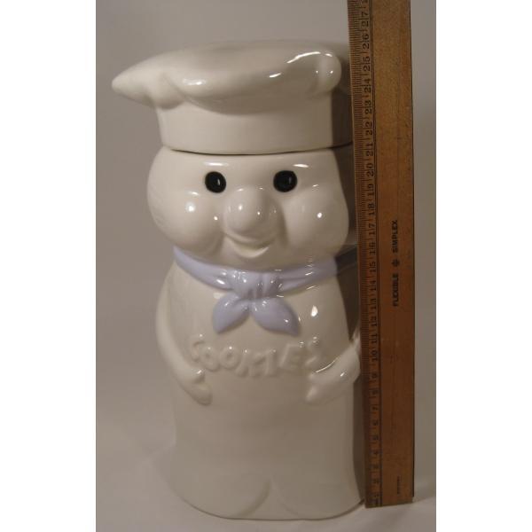 ドウボーイ・Pillsbury・陶器製オールドクッキージャー【画像3】