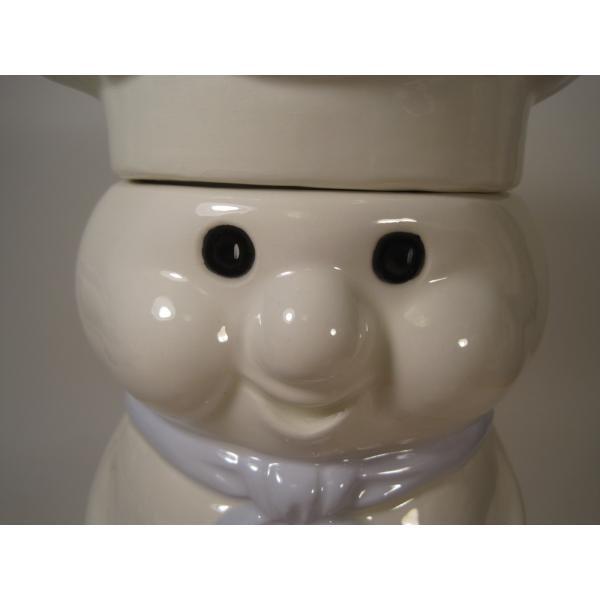 ドウボーイ・Pillsbury・陶器製オールドクッキージャー【画像4】