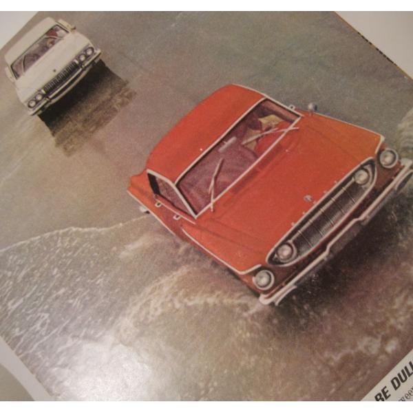 ヴィンテージ広告・Dodge