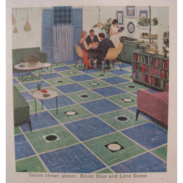 ヴィンテージ広告・アメリカ・ウエストクロック・1954年【画像7】